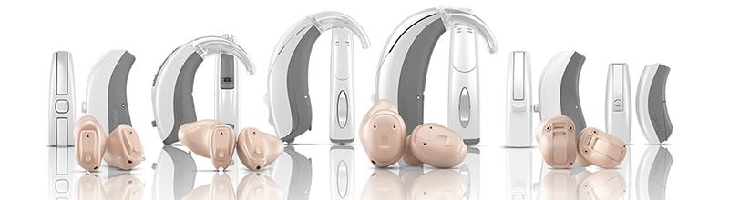 Серия слуховых аппаратов Evoke