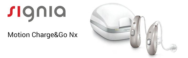 Слуховые аппараты Signia Motion Charge&Go Nx